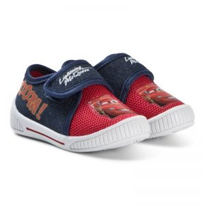 Disney Pixar Cars Sneakers, Blå/Röd 22 EU