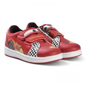 Disney Pixar Cars Sneakers, Röd 29 EU