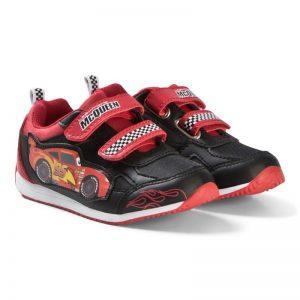 Disney Pixar Cars Sneakers, Röd/Svart 30 EU