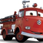 Carsbil - Rödis (engelska Red)